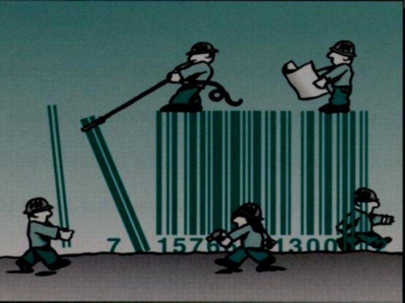 Barcodes work for you in data capture