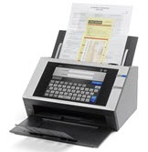 Fujitsu ScanSnap N1800 for ImageRamp Barcode application